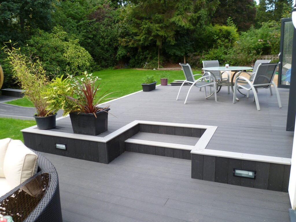 composite decking material: beautify your home with different brands