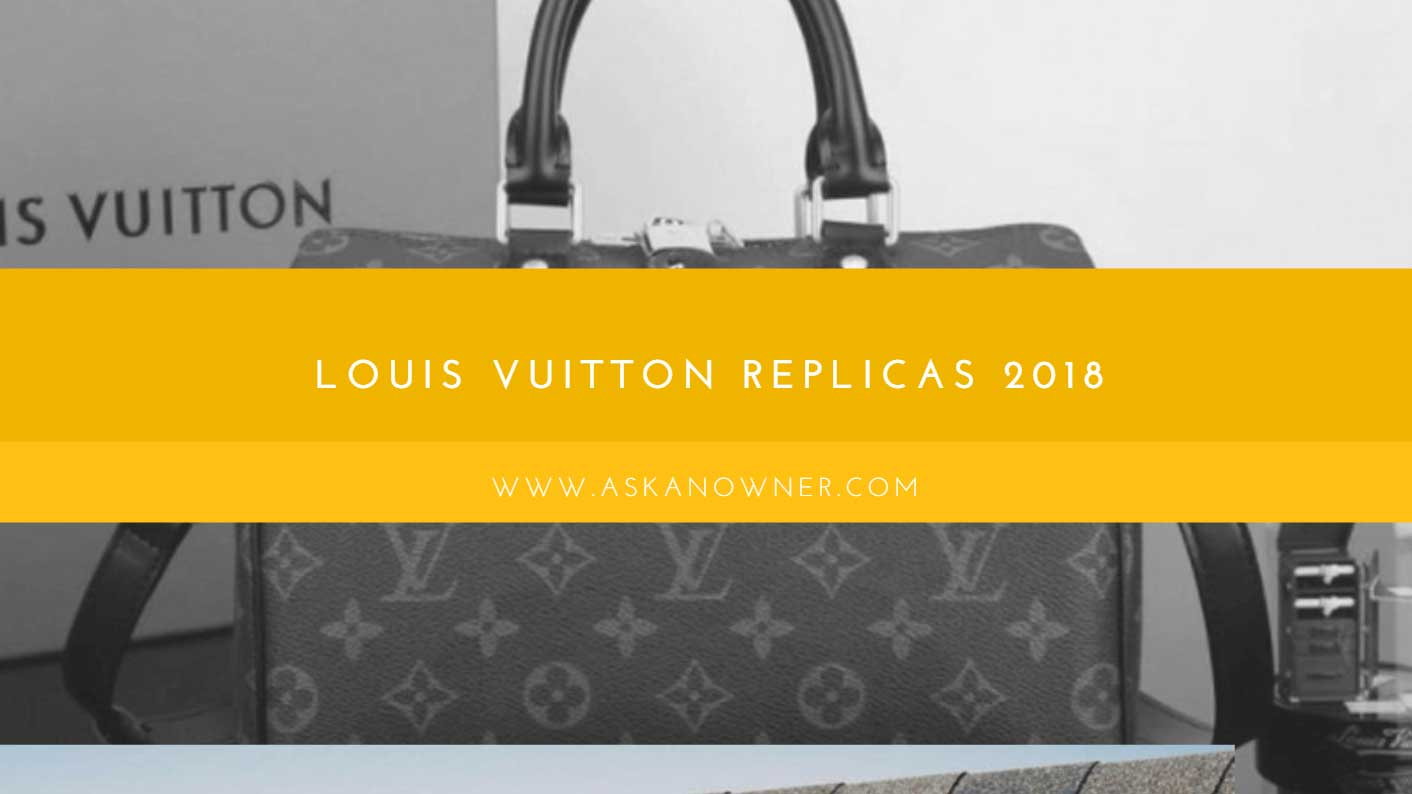 High Quality Louis Vuitton Replica  I Found The BEST Fake LV Bag 2019 8b3b890b315fb